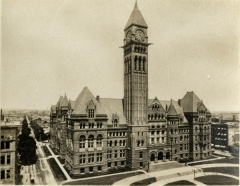 Old City Hall circa 1900, pictures-r-806-c1900