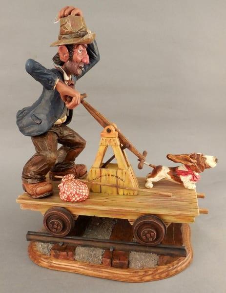 Hobo and Ned by Mark Sheridan