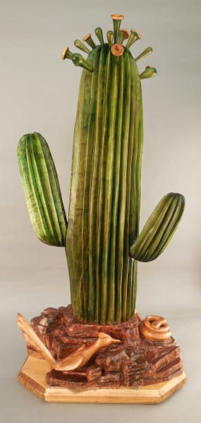Cactus by Peter Toth