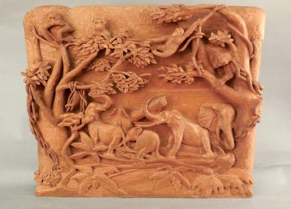 Elephants and Monkeys by Nancy McKeown