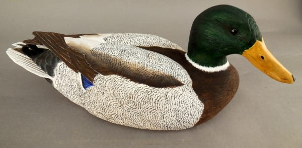 Mallard by Les Chatham