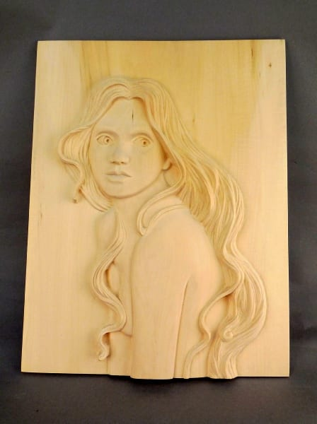 Woman by Lori Pengelley